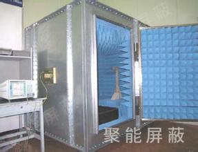 电波暗室的结构组成